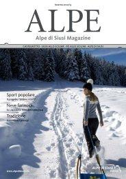Alpe di Siusi Magazine - Inverno 2012/2013 - Seiser Alm