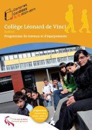 Collège Léonard de Vinci - Territoire de Belfort