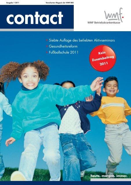 Ausgabe herunterladen - WMF-BKK
