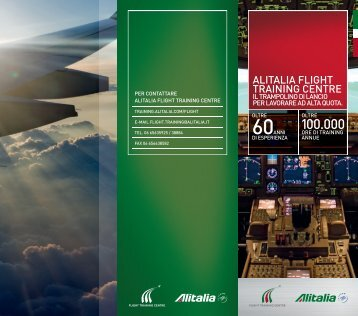 Clicca qui - Alitalia Training
