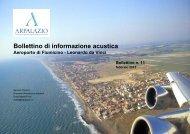 Bollettino dell'aeroporto di Fiumicino - 2013/02 - ARPA Lazio