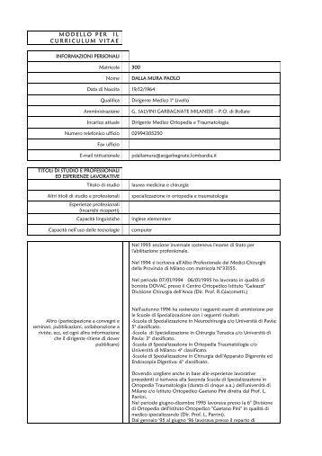 New curriculum vitae format 2012 picture 3