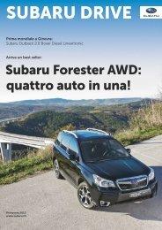 SUBARU DRIVE Nr. 01/13 (PDF, 5327 kb)