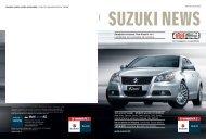 Leasing - Suzuki