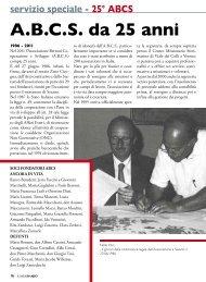 A.B.C.S. da 25 anni - Stimmatini