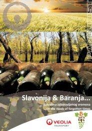 Slavonija & Baranja... - Panturist dd