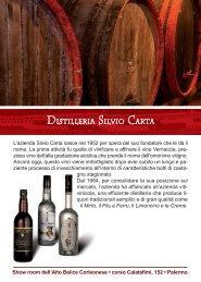 Distilleria Silvio Carta - Alto Belice Corleonese