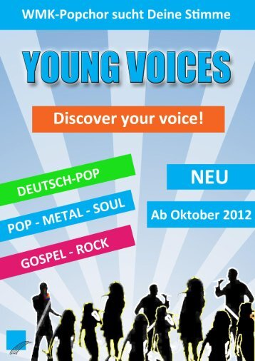 """Popchor """"Young Voices"""""""