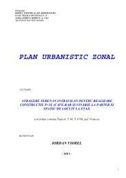 PLAN URBANISTIC ZONAL - Primaria Popesti