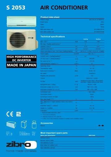 Toshiba RAS-07UA-ES Service Manual