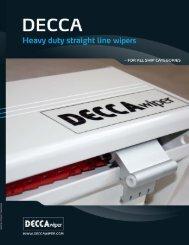 Decca Product Brochure - Imtra