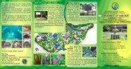 bio brochure - College of Arts and Sciences - University of San Carlos