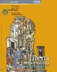 novembre 2008 - CDO Brescia - Compagnia delle Opere