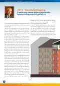 Mitgliederinformation 1/2012 - Wohnungsgenossenschaft ... - Seite 4