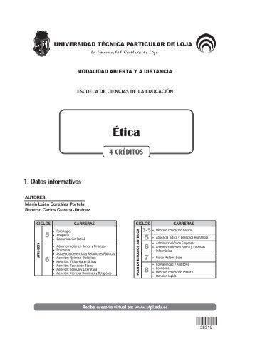 Ética - sisman