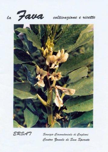 Word Pro - La fava.lwp - Sardegna Agricoltura