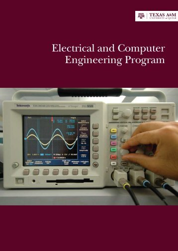 Electrical and Computer Engineering Program
