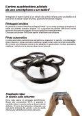 il primo quadricottero pilotato da uno smartphone o un tablet! - Page 2