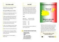 Brochure 2013 - La Grande Famille de Procida & Ischia