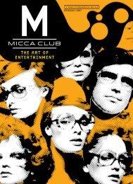 Stampa micca magazine - Micca Club