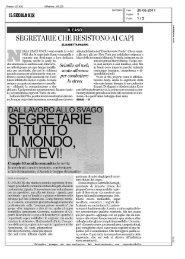 Il Secolo XIX - Secretary.it
