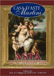 ASTA Aprile2.qxd - Casa d'aste Martini