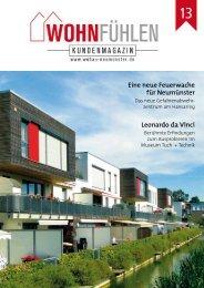 weiterlesen - Wohnungsbau G.m.b.H. Neumünster