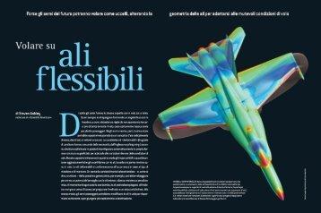 Forse gli aerei del futuro potranno volare come uccelli ... - Kataweb