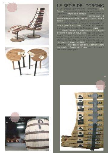 presentazione sedie del torchio - francone vini