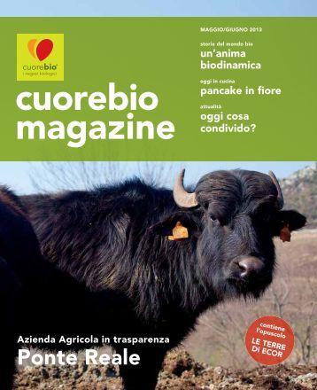 Scarica il magazine di Maggio - CuoreBio