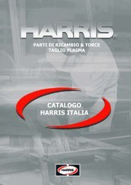 Fare clic qui - The Harris Products Group