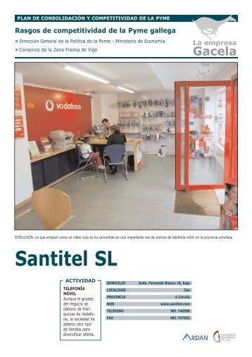 Reportaje: SANTITEL, S.L. - Ardan