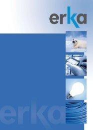 material elektrikoan eta ar - Erka
