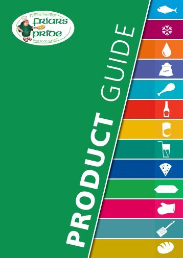 Product Guide - Friars Pride