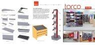 Torco 3000 displaytårn - Offinn AS