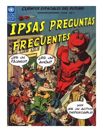IPSAS Preguntas Frequentes No. 1 - PNUD