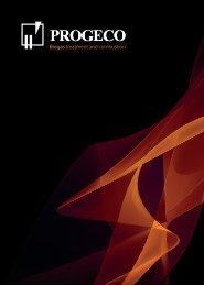 Biogastreatment and combustion - Progeco srl