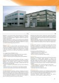 Biogastreatment and combustion - Progeco srl - Page 3