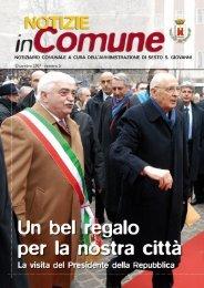 Dicembre 2007 - Comune di Sesto San Giovanni