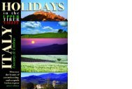 The Umbrian Tiber Valley - Valley Life
