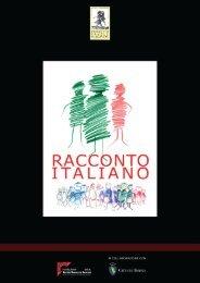 DOSSIER Racconto Italiano copertina 1 - favolefilosofiche