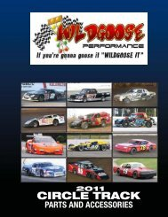 body & chassis accessories - Wildgoose Performance