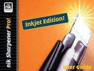 User Guide PDF - Nik Software