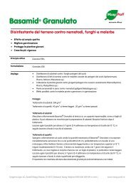 Basamid® Granulato - Maag Profi
