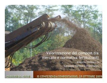 XI Conferenza Compostaggio 09_M Centemero ... - compostabile CIC