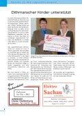 ohnungsunternehmen ithmarschen eg - Wohnungsunternehmen ... - Seite 4