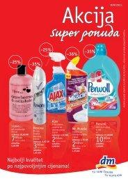 Super ponuda - dm drogerie markt Bosna i Hercegovina
