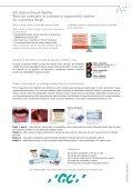 Identificaţi protecţia Saliva-Check Bufferde la GC. - GC Europe - Page 2