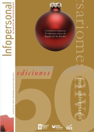 Revista 50 - Accord Salud