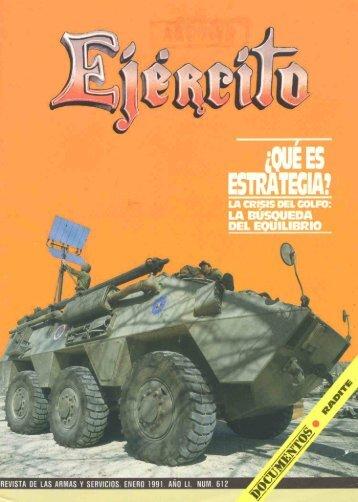 Nº 612 1991 Enero - Portal de Cultura de Defensa - Ministerio de ...